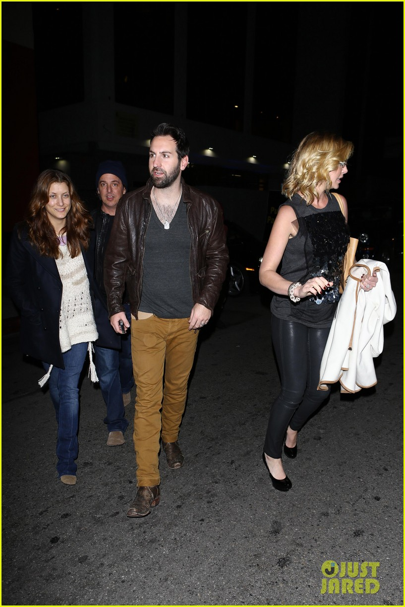 katherine heigl kate walsh josh kelley concert 02