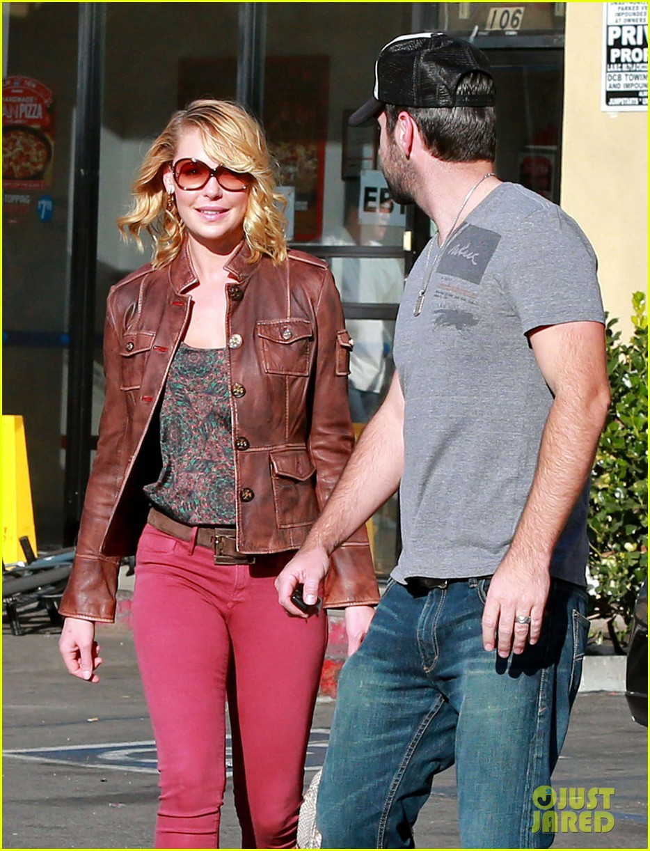 katherine heigl sushi stop with josh kelley 022752517