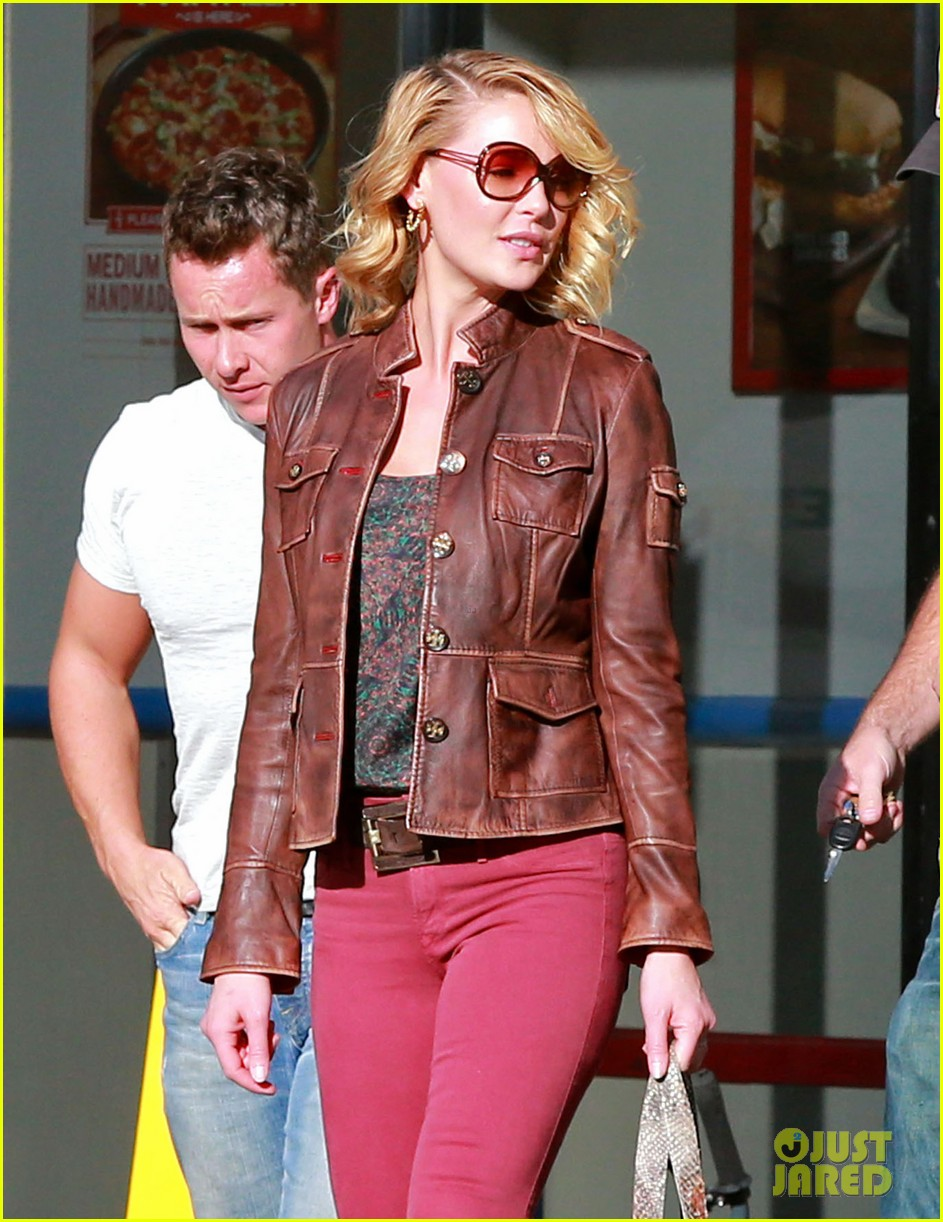 katherine heigl sushi stop with josh kelley 06