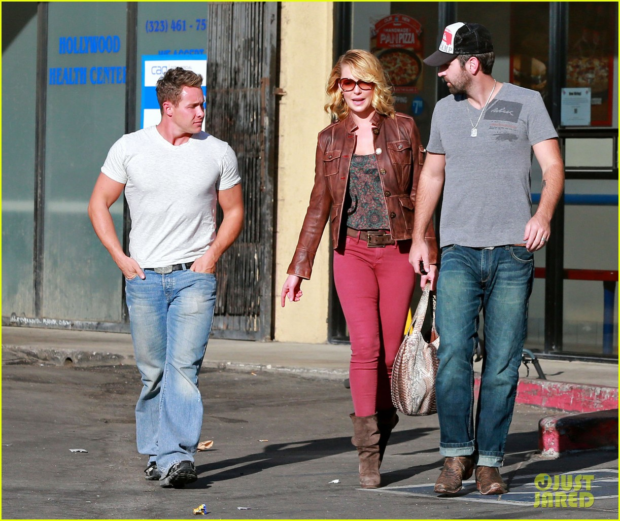 katherine heigl sushi stop with josh kelley 10