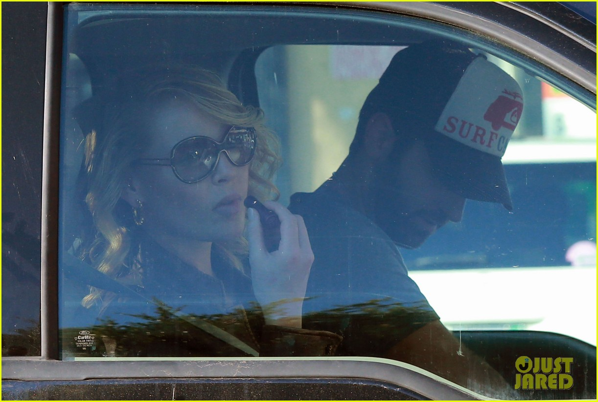 katherine heigl sushi stop with josh kelley 13