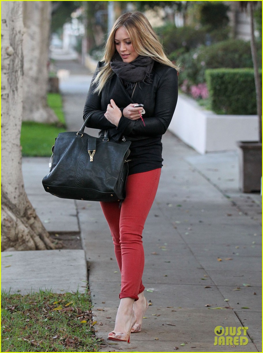 hilary duff chris mcmillan salon appointment 052765380