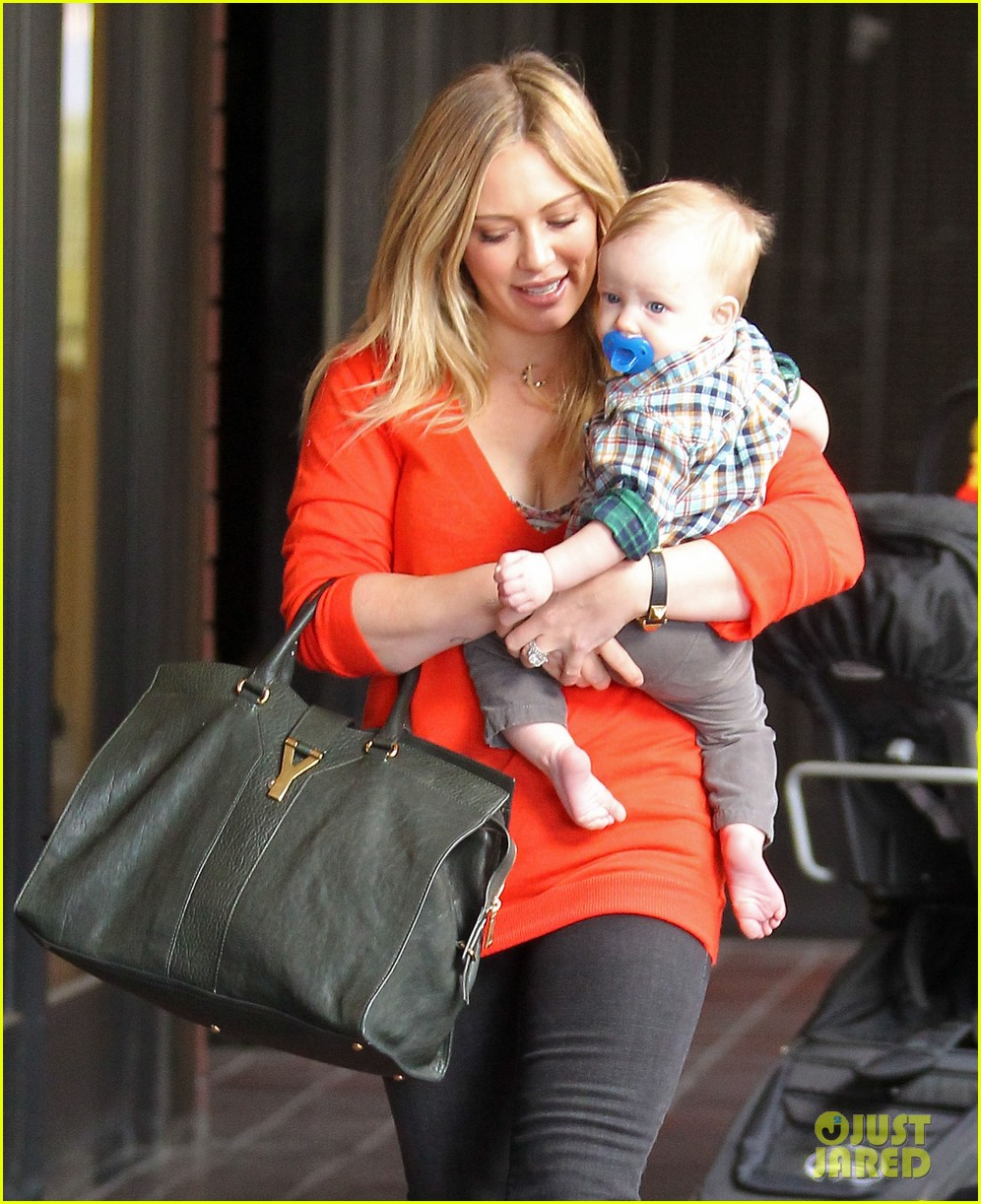 hilary duff chris mcmillan salon appointment 162765391