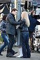 joshua jackson back to work on fringe after vacay 03