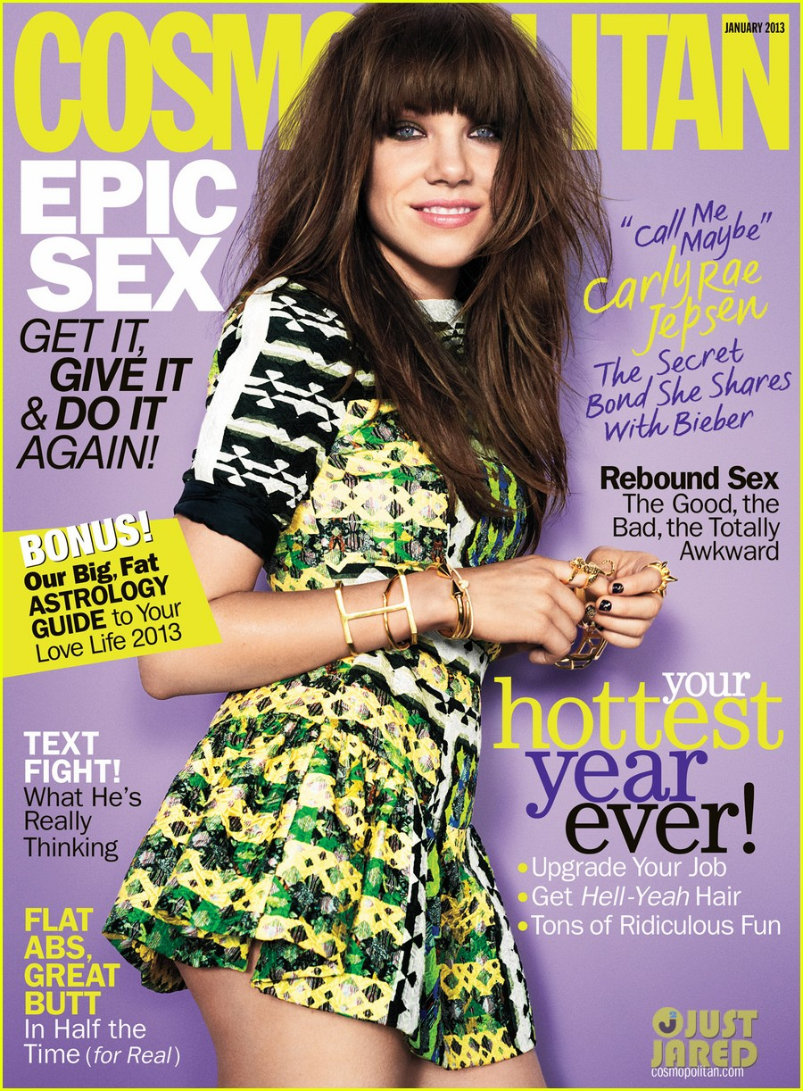 carly rae jepsen covers cosmopolitan january 2013 022765244