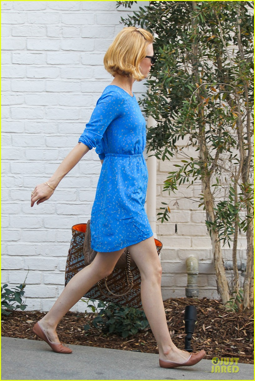 january jones private party in bel air 09