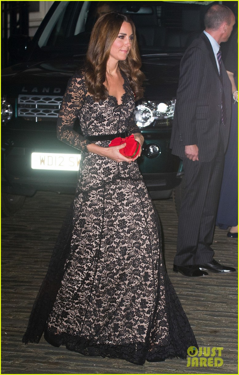 prince william duchess kate university of st andrews dinner guests 08
