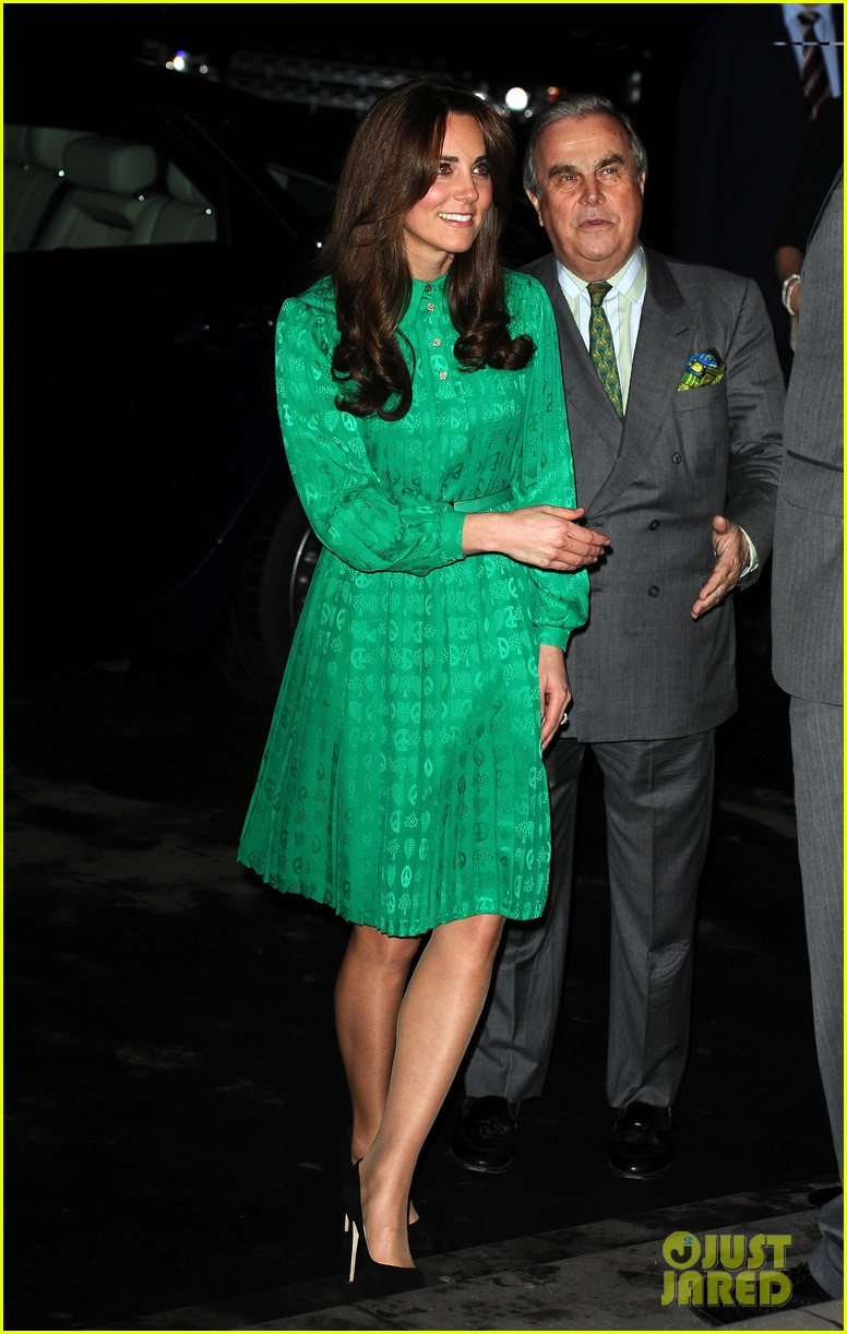 duchess kate natural history museum gallery opening 01
