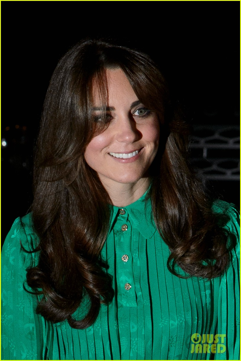 duchess kate natural history museum gallery opening 02