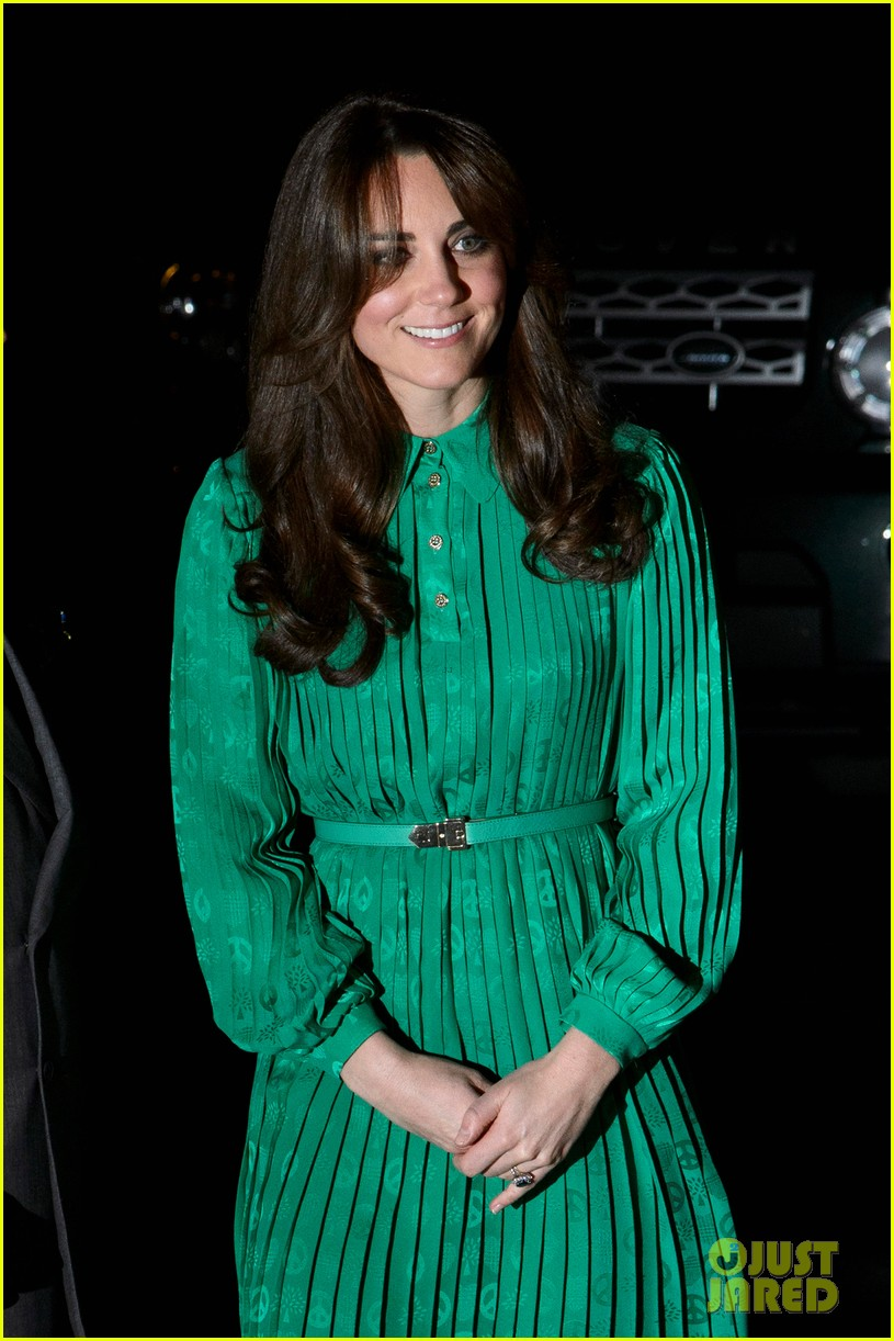 duchess kate natural history museum gallery opening 05