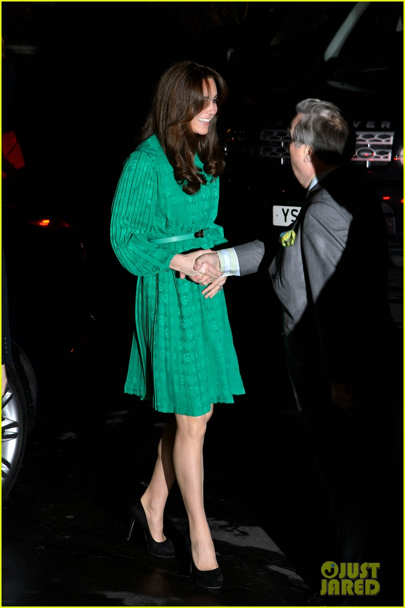 duchess kate natural history museum gallery opening 12