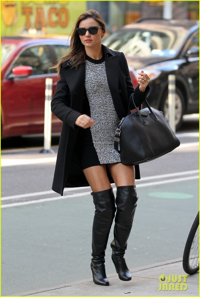 miranda kerr monday morning in manhattan 032751435