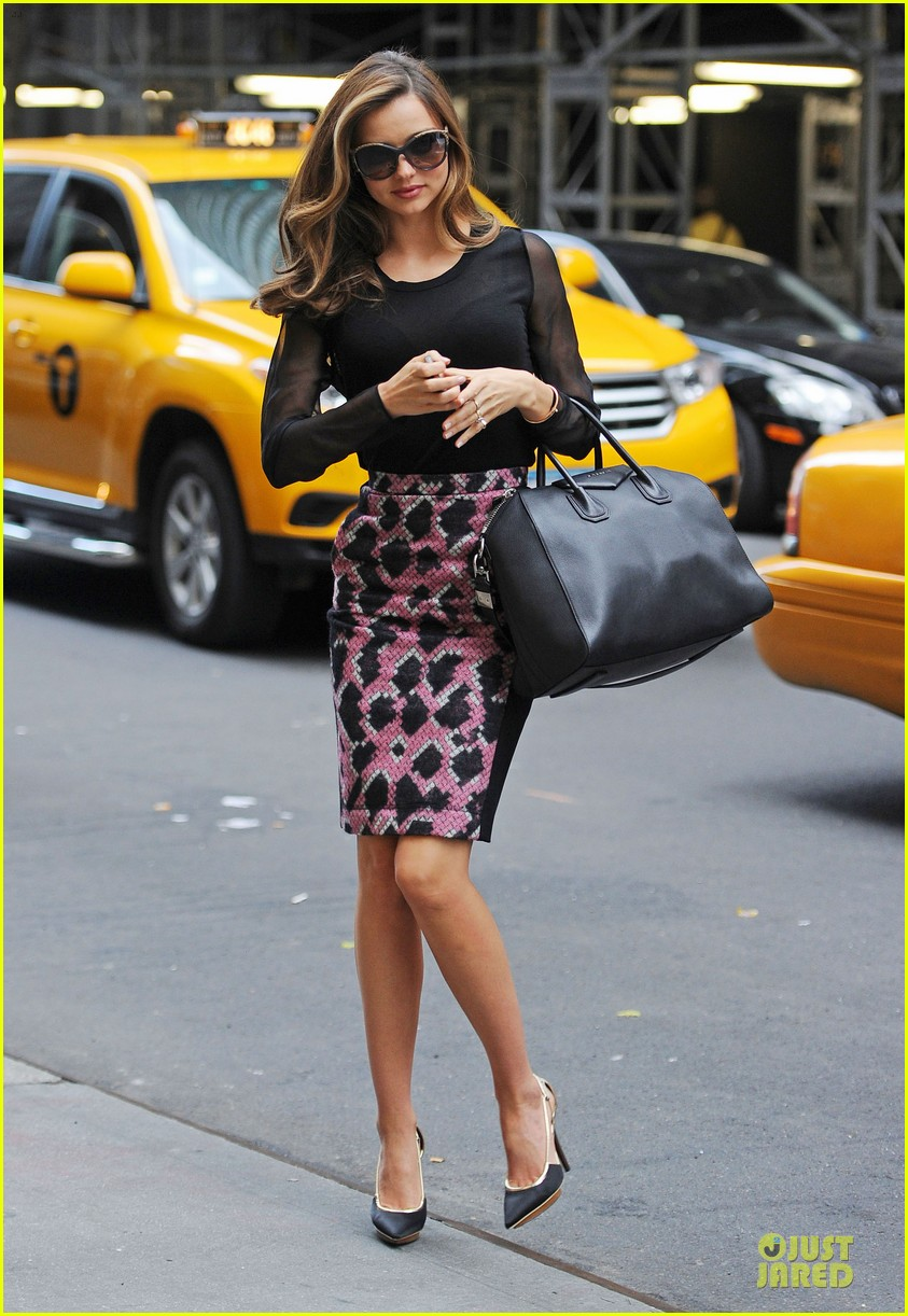 miranda kerr sheer new york beauty 082761259