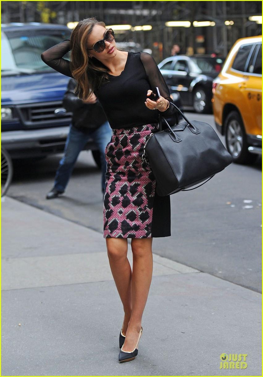 miranda kerr sheer new york beauty 09