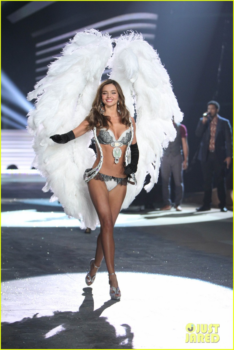 miranda kerr victorias secret fashion show 2012 15