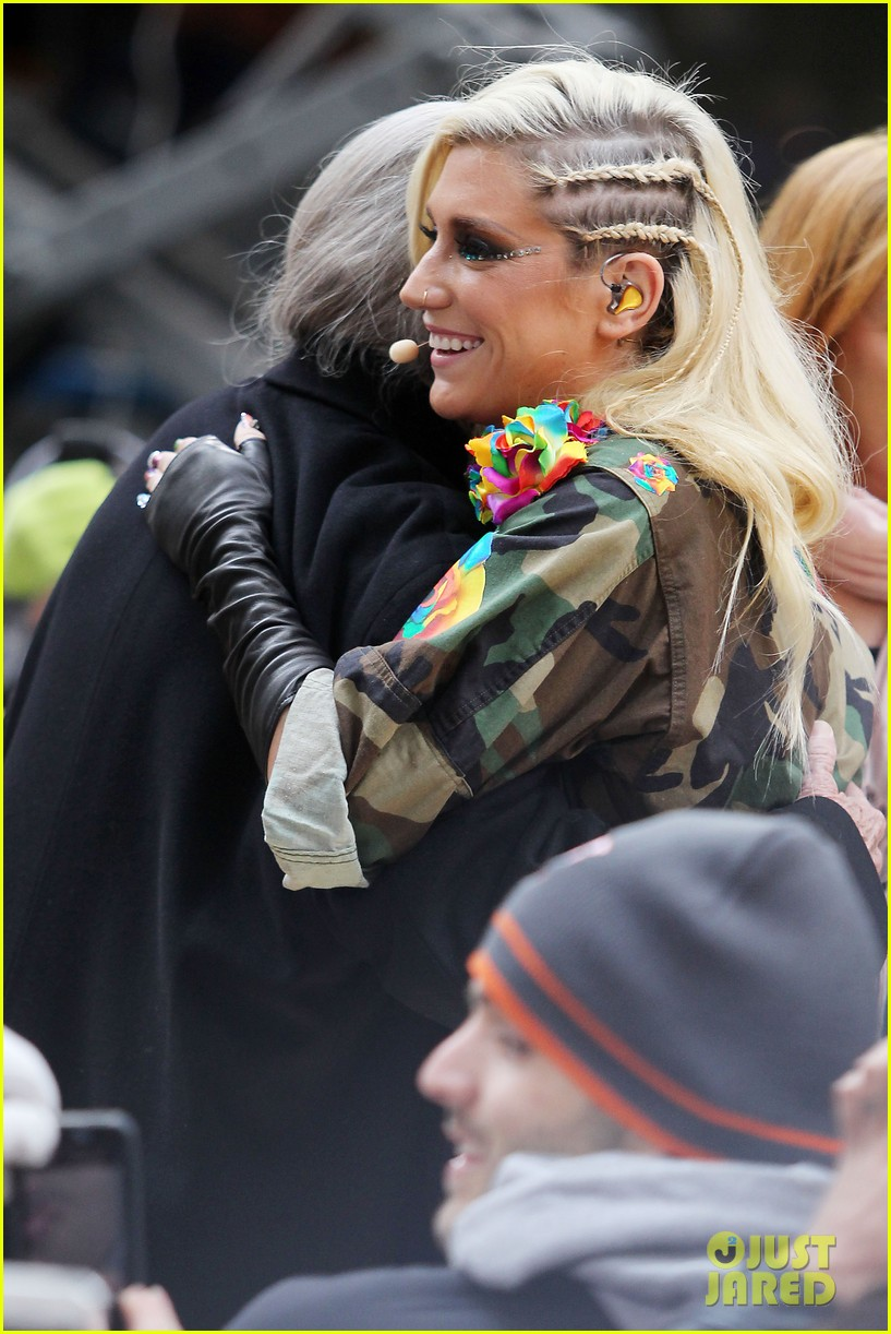 kesha today show concert watch now 19