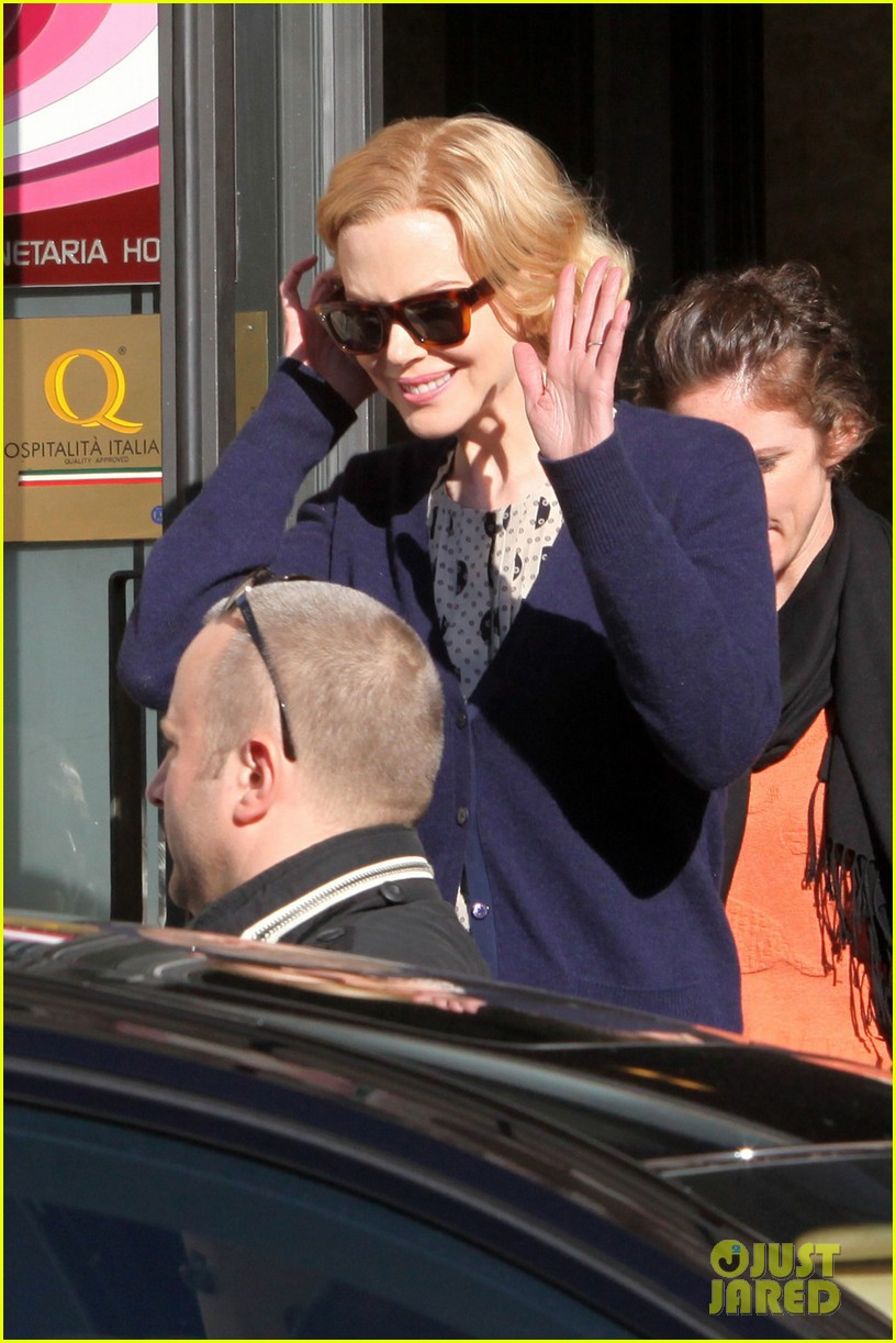 nicole kidman grace of monaco set arrival 022757456