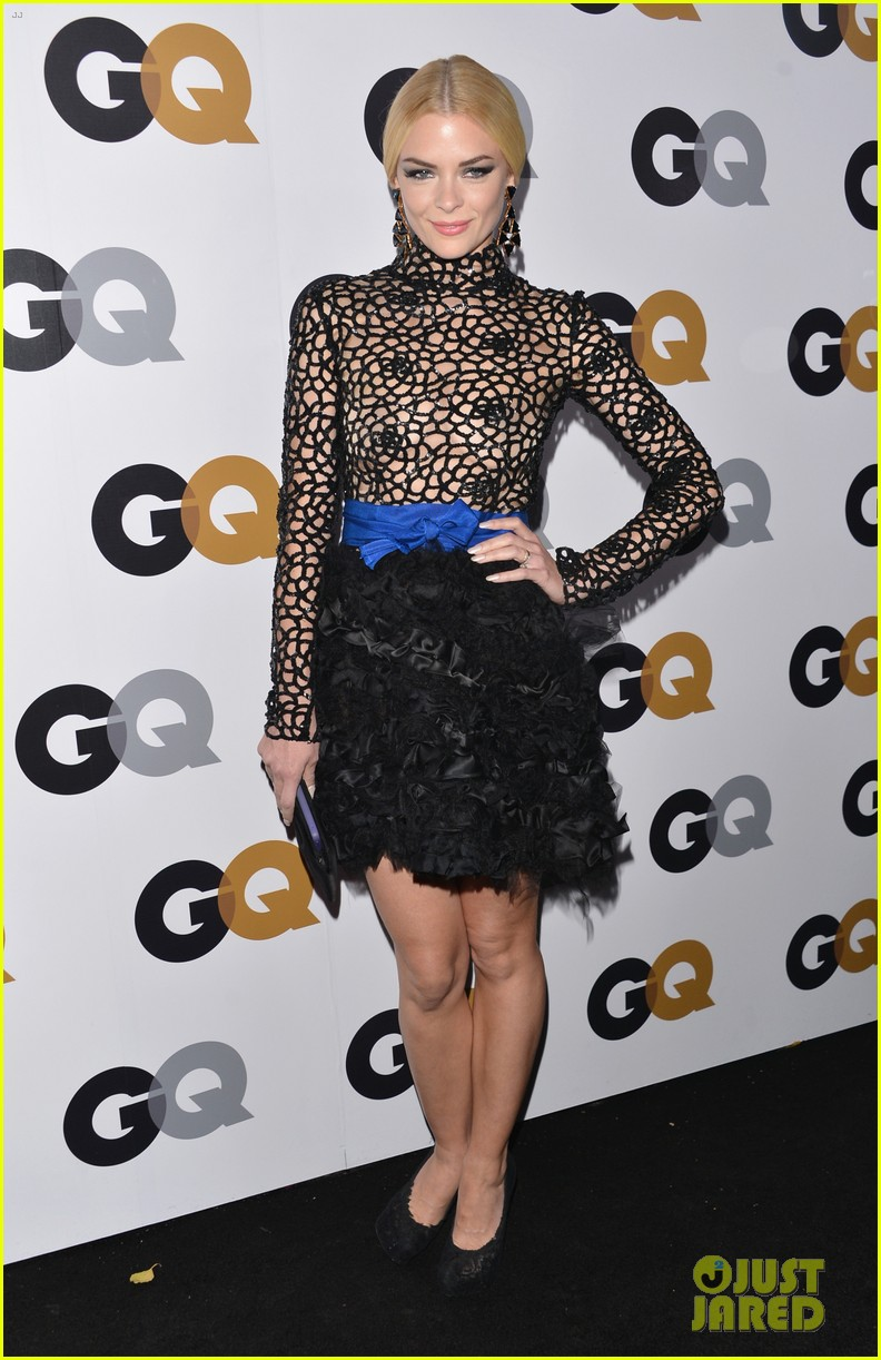jaime king julianne hough gq men of the year party 2012 01