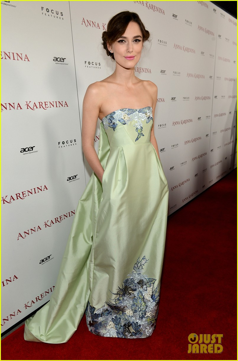 keira knightley anna karenina hollywood premiere 092757750