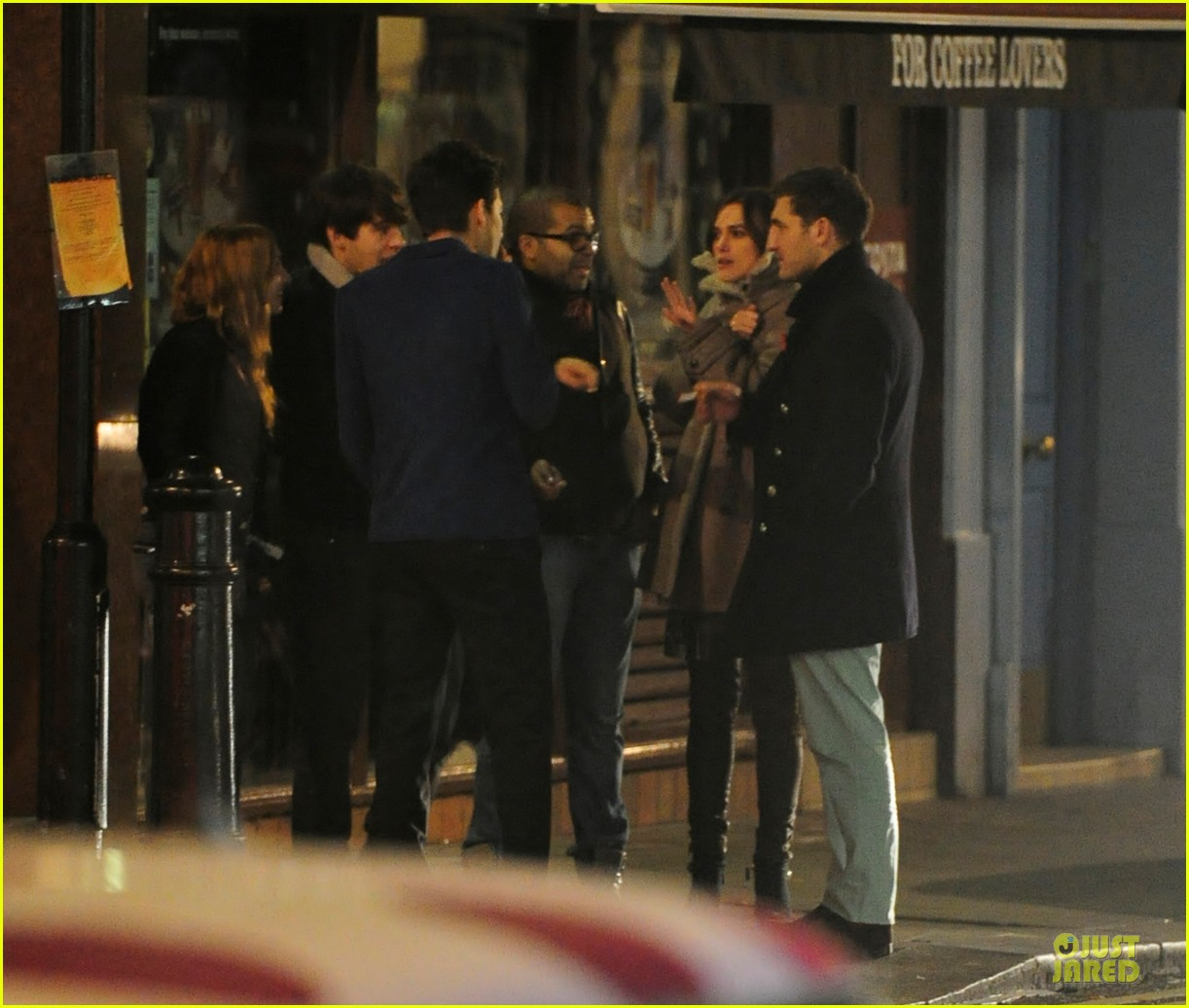 keira knightley groucho club with james righton 03