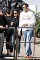mila kunis ashton kutcher bondi to bronte beach walk 11