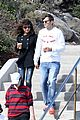mila kunis ashton kutcher bondi to bronte beach walk 12