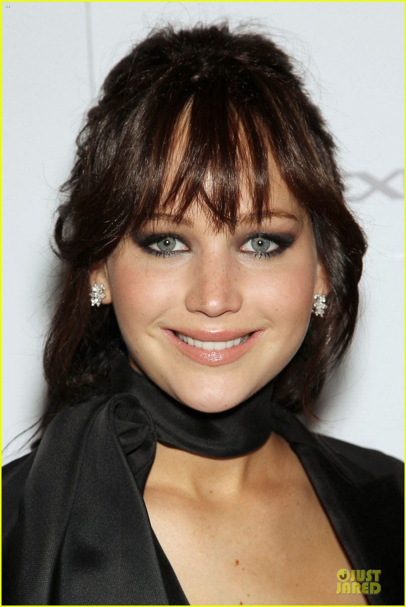 jennifer lawrence silver linings playbook new york screening 132755563