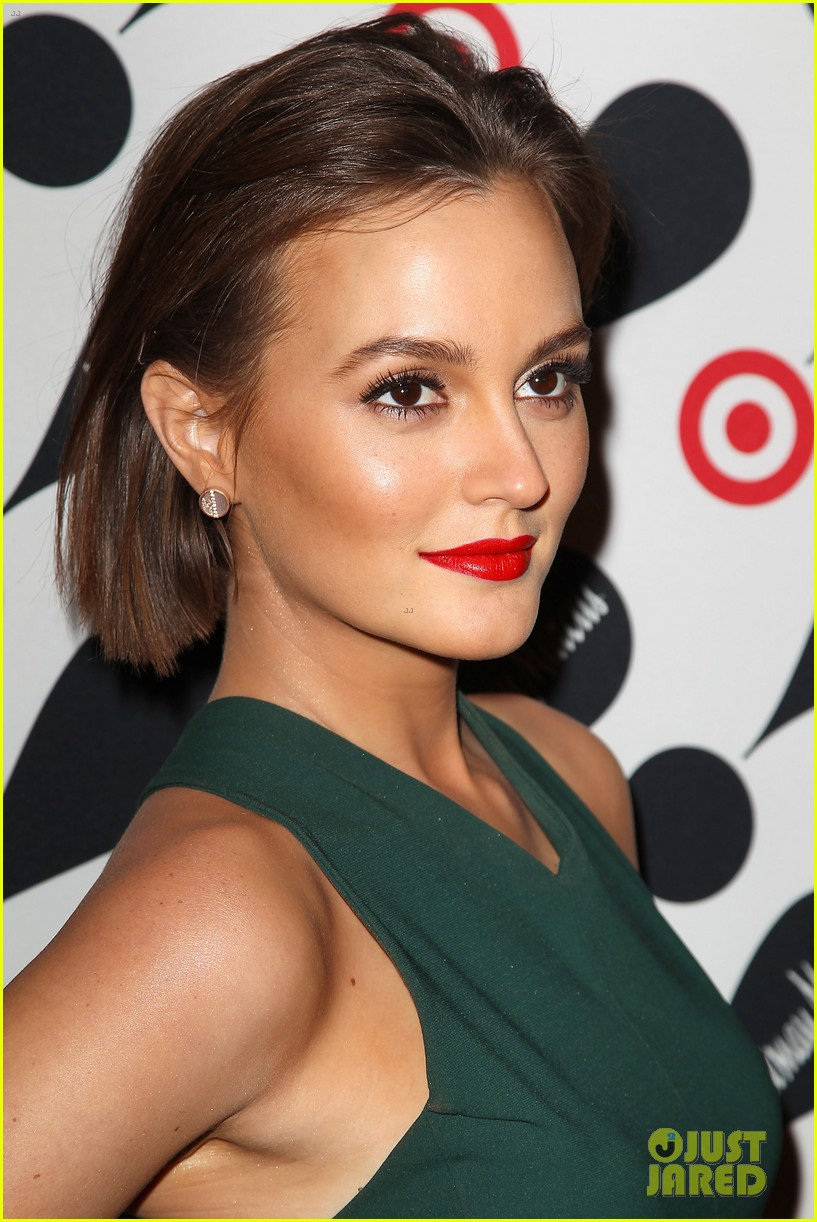 leighton meester shay mitchell target twosome 02
