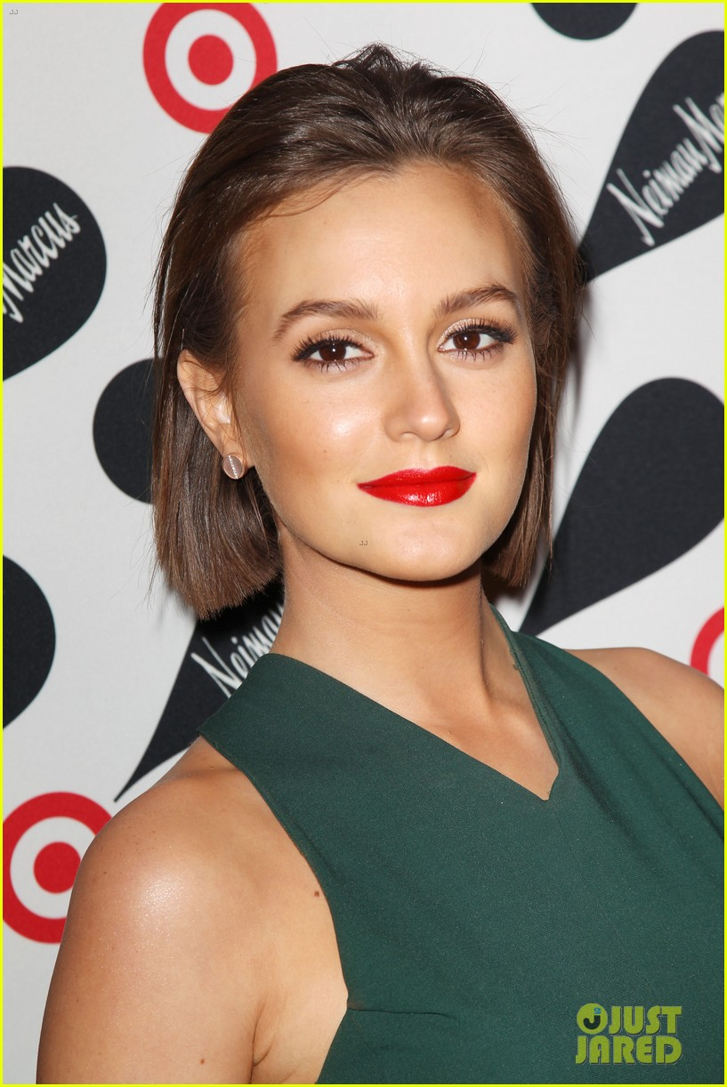leighton meester shay mitchell target twosome 072765669