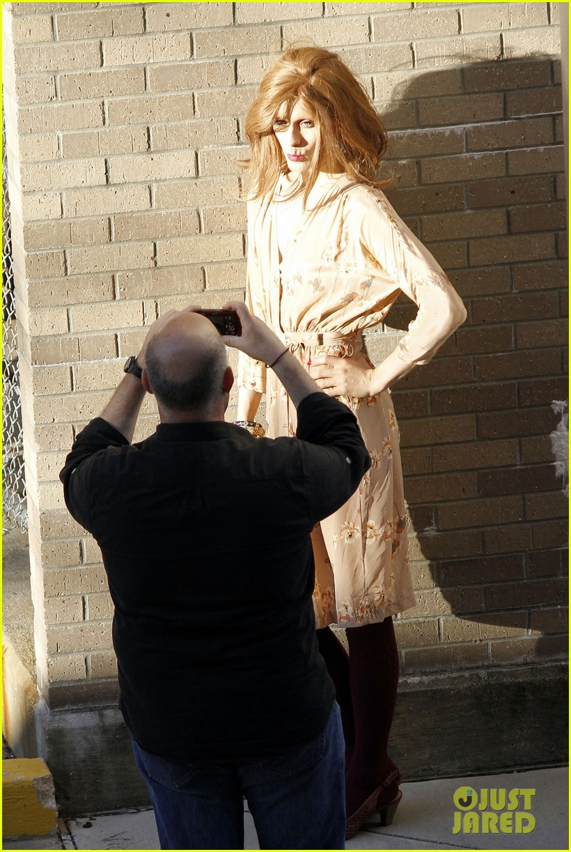 jared leto dallas buyers club photo shoot in drag 12