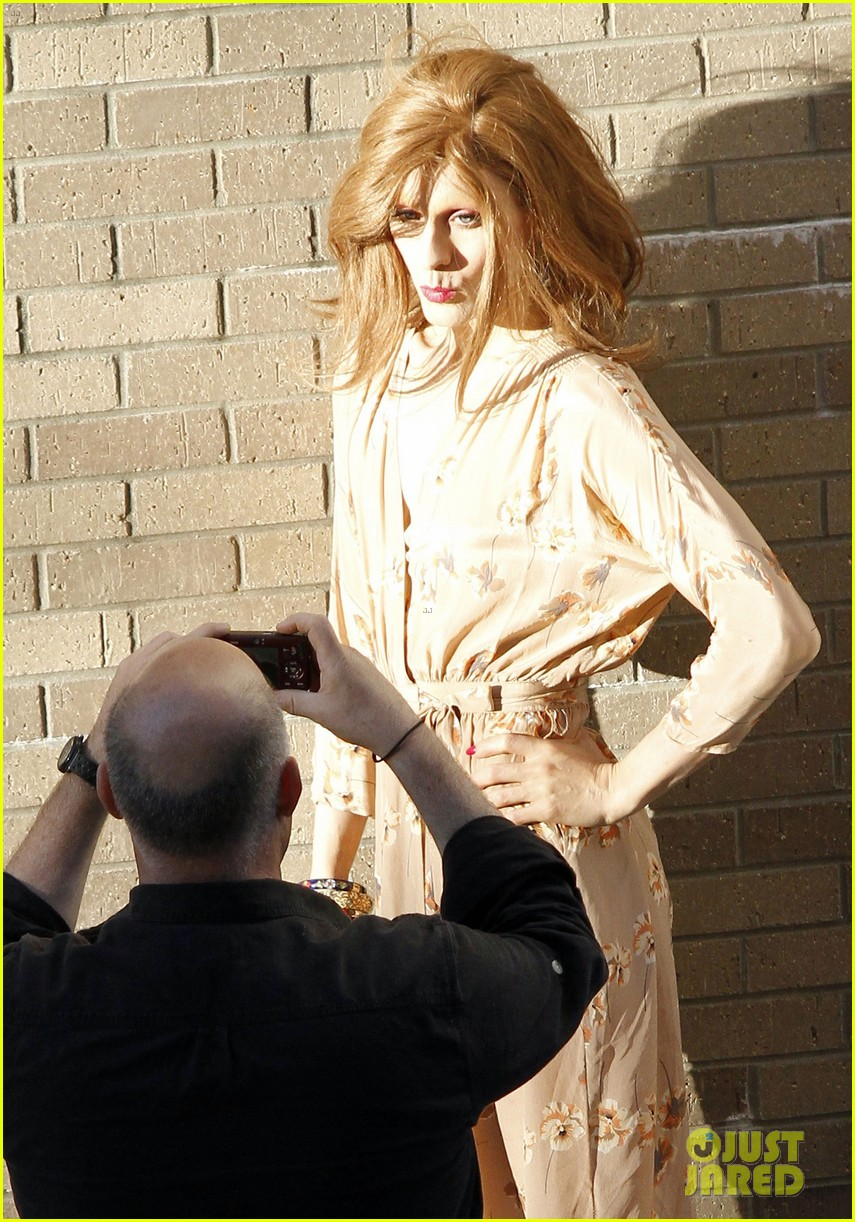 jared leto dallas buyers club photo shoot in drag 13