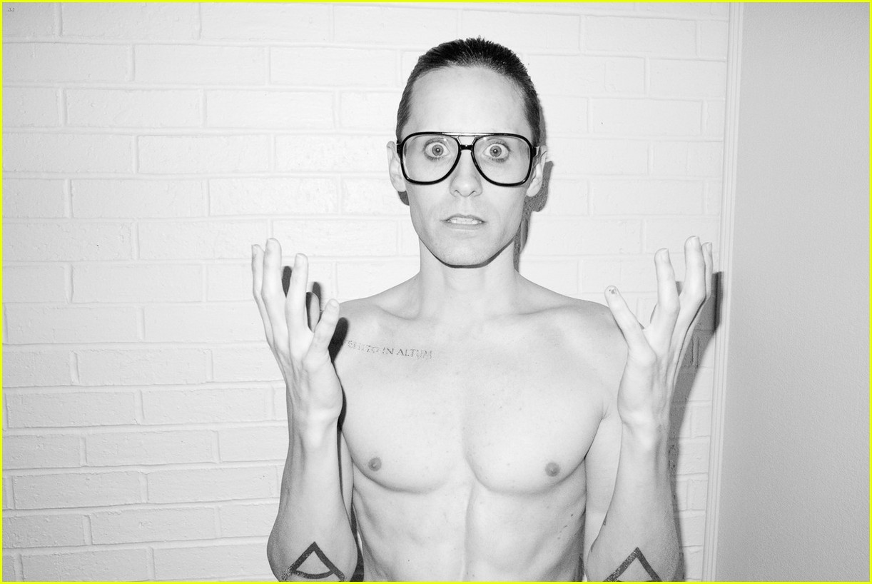 jared leto reveals weight loss shirtless for terry richardson 03