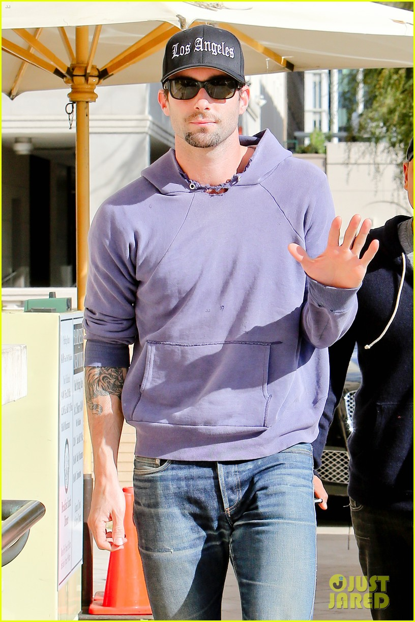 adam levine barneys new york shopper 04
