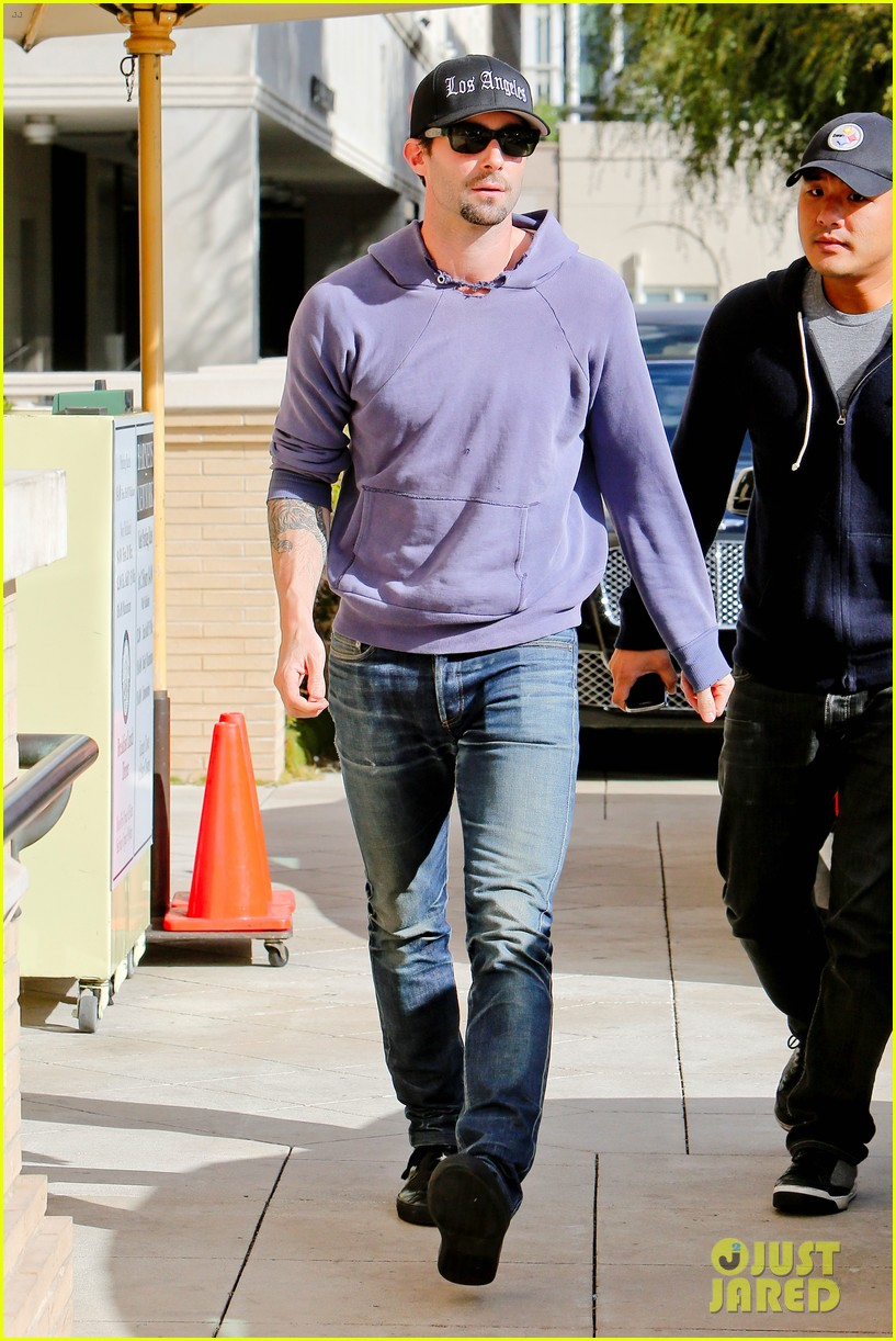 adam levine barneys new york shopper 06