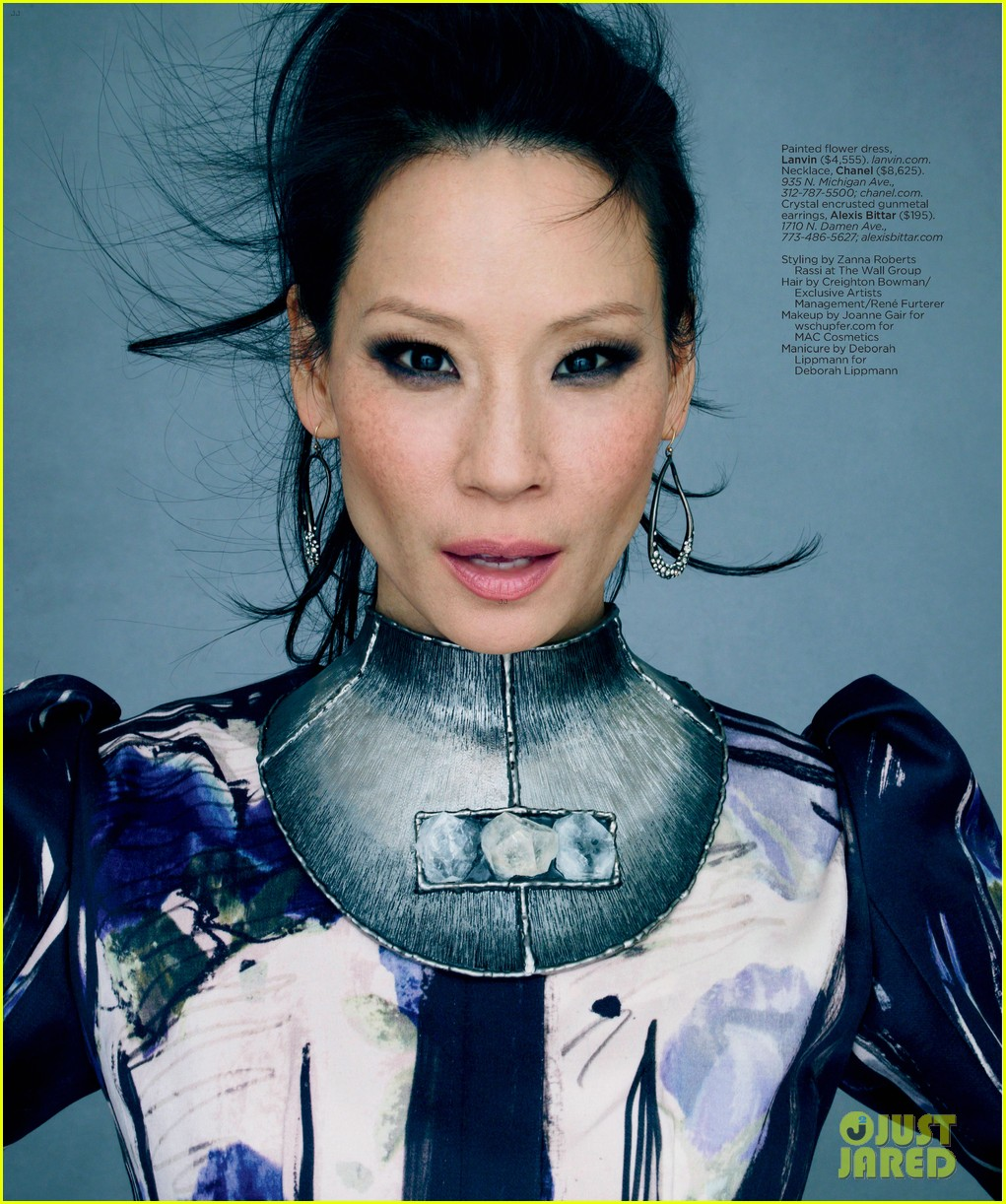lucy liu elementary lands post super bowl slot on cbs 02