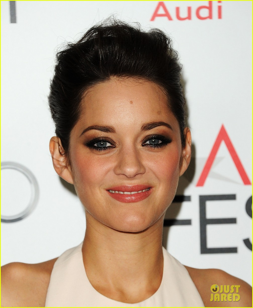 marion cotillard rust and bone afi fest premiere 07