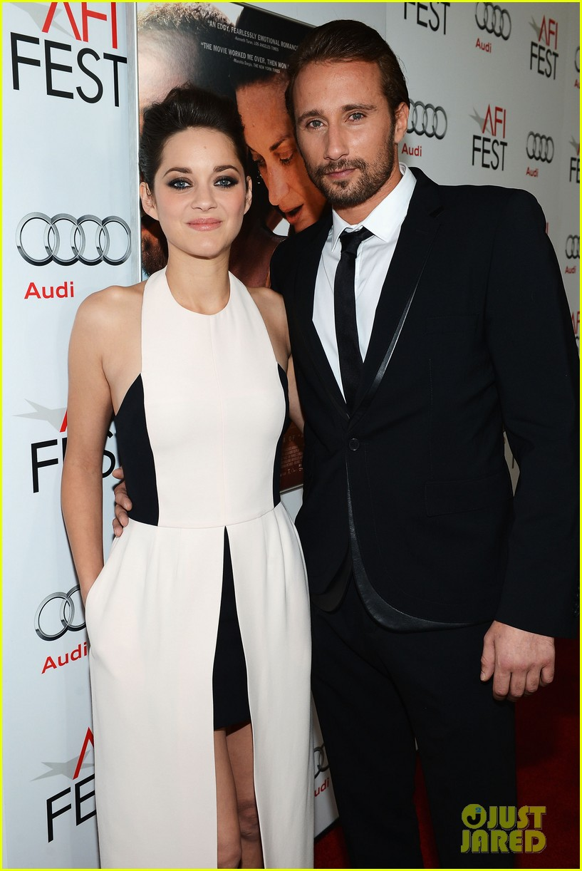 marion cotillard rust and bone afi fest premiere 14