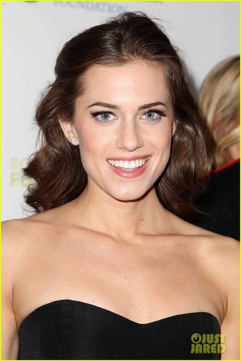 john mayer allison williams stand up for heroes event 02