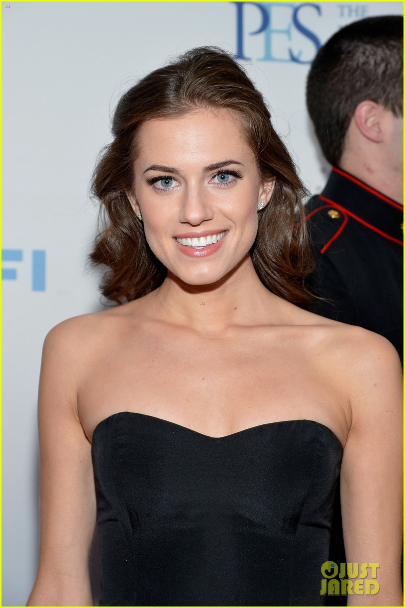 john mayer allison williams stand up for heroes event 06