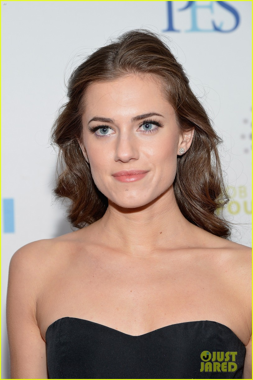 john mayer allison williams stand up for heroes event 08