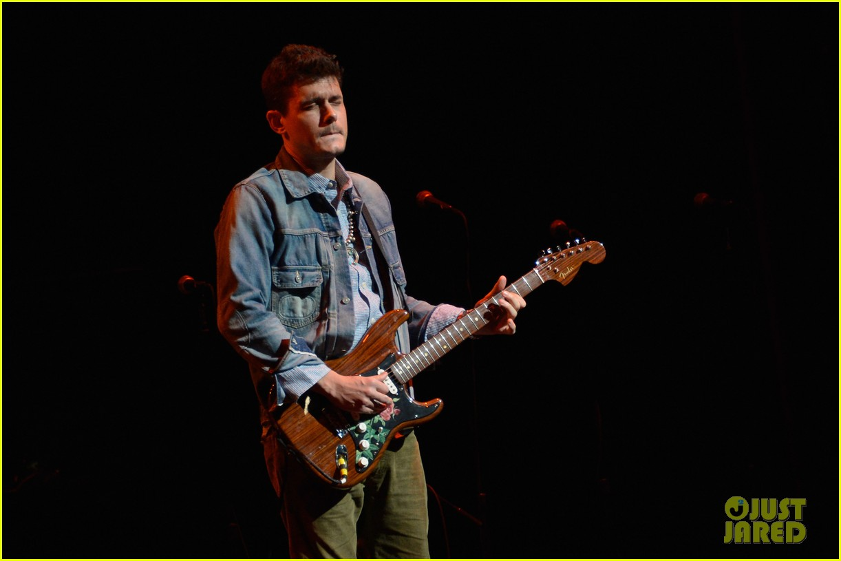 john mayer allison williams stand up for heroes event 112754100