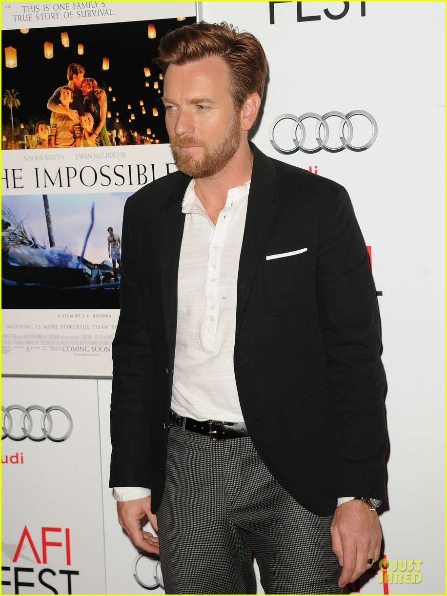 ewan mcgregor the impossilbe afi fest screening 24