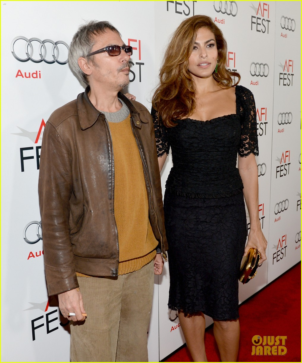 eva mendes holy motors afi screening 03