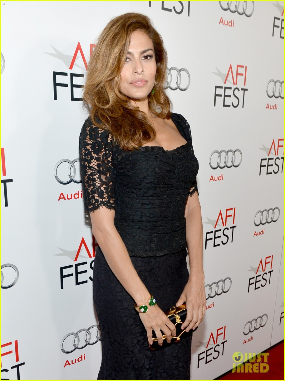eva mendes holy motors afi screening 102750556