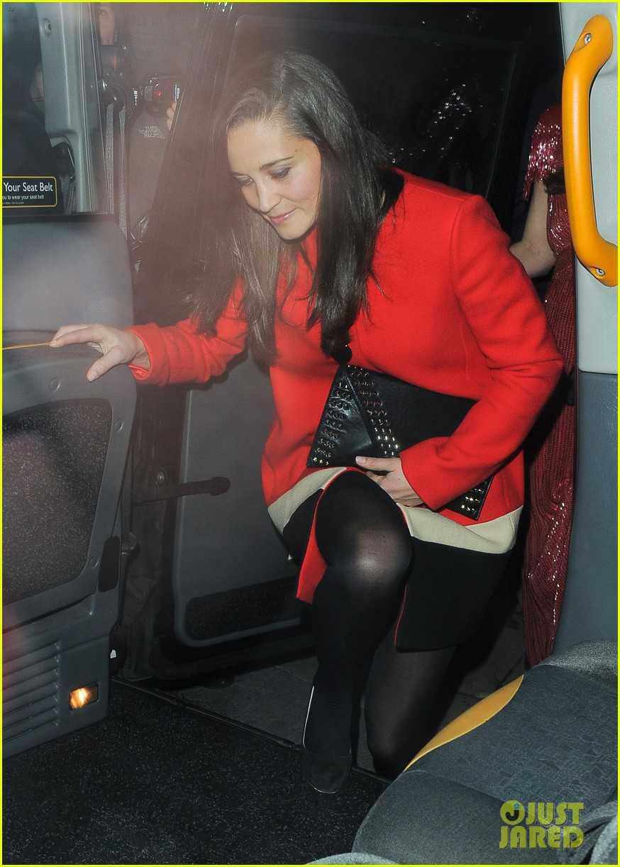 pippa middleton lady red 01