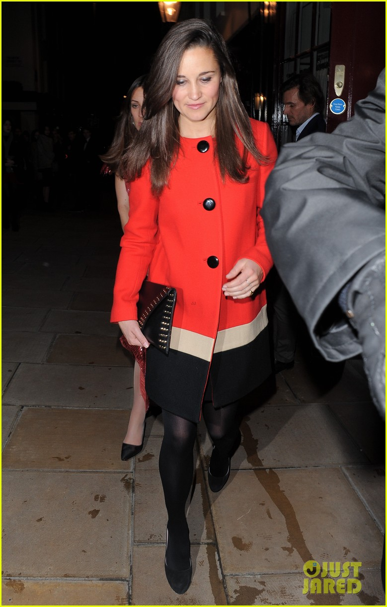pippa middleton lady red 09