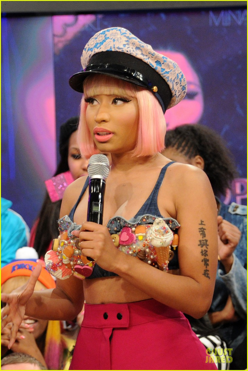 nicki minaj freedom music video watch now 15