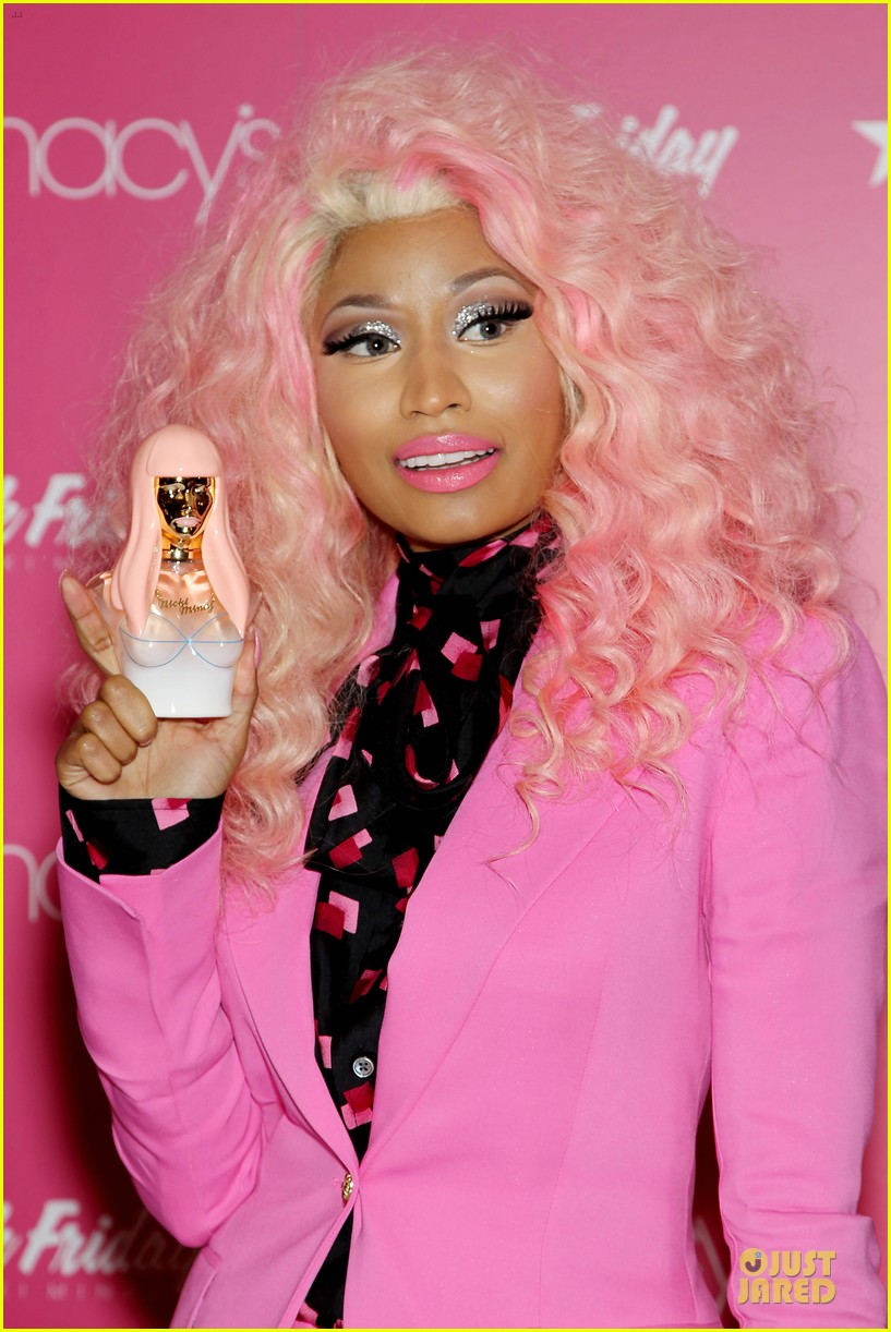nicki minaj mariah careys been one of my favorite artists 042761607