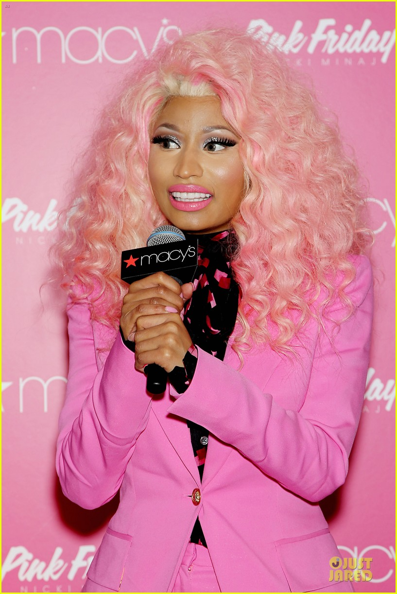 nicki minaj mariah careys been one of my favorite artists 082761611