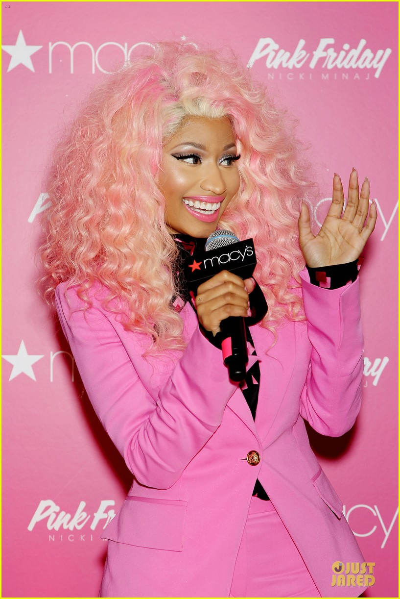 nicki minaj mariah careys been one of my favorite artists 11